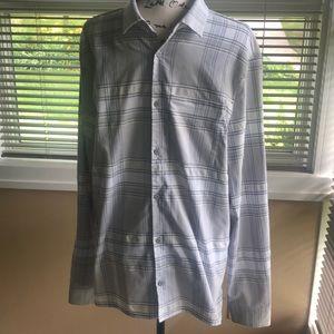 LuLuLemon button down shirt